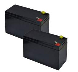 batteries for central battery systems