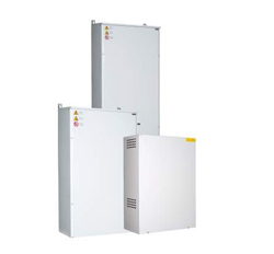 battery cabinets for central battery systems
