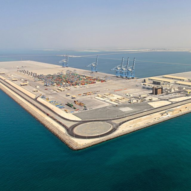 Khalifa Port